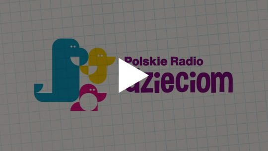 Radio Dzieciom - animacja promująca konkurs antenowy radiowej Czwórki
