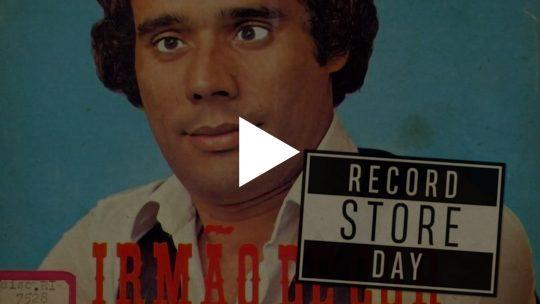 Record Store Day - animacja promująca