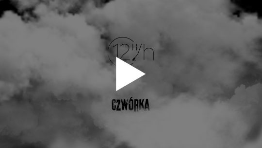 12'/h - animacja promocyjna audycji w radiowej Czwórce
