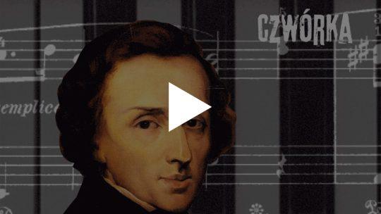 Radio Chopin - animacja reklamująca nowe radio