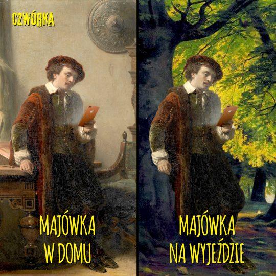 sucharek na majówkę / PR Czwórka / IG