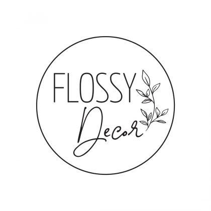 logo dla www.instagram.com/flossydecorr