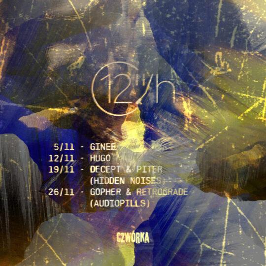 12'/h - zapowiedź audycji / PR Czwórka / IG